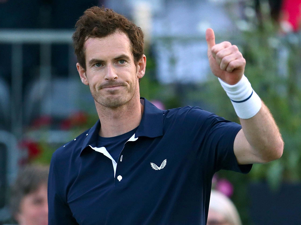Andy Murray a Grand Slam-tornákra koncentrál idén